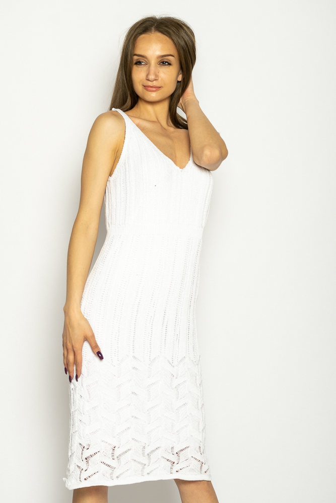 Акция на Платье вязаное с узором 629F004 от Time Of Style - 23