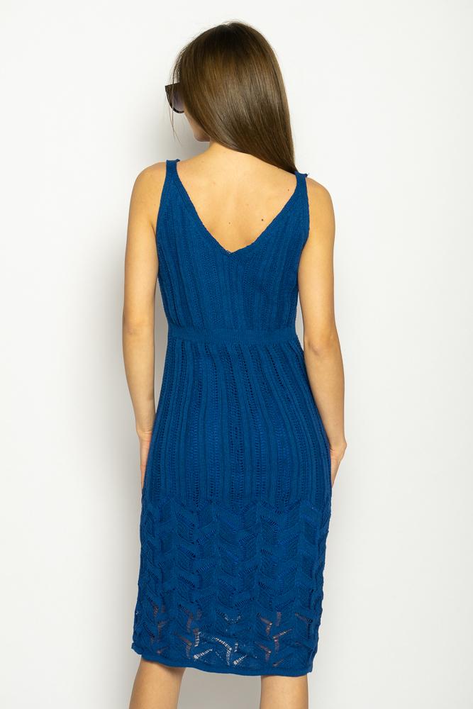 Акция на Платье вязаное с узором 629F004 от Time Of Style - 5