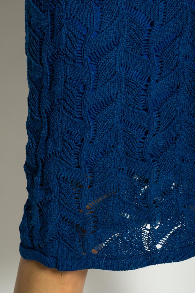 Акция на Платье вязаное с узором 629F004 от Time Of Style - 6