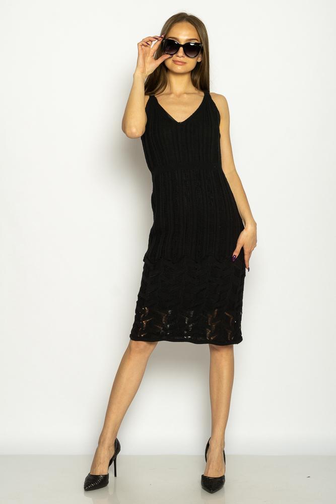 Акция на Платье вязаное с узором 629F004 от Time Of Style - 7