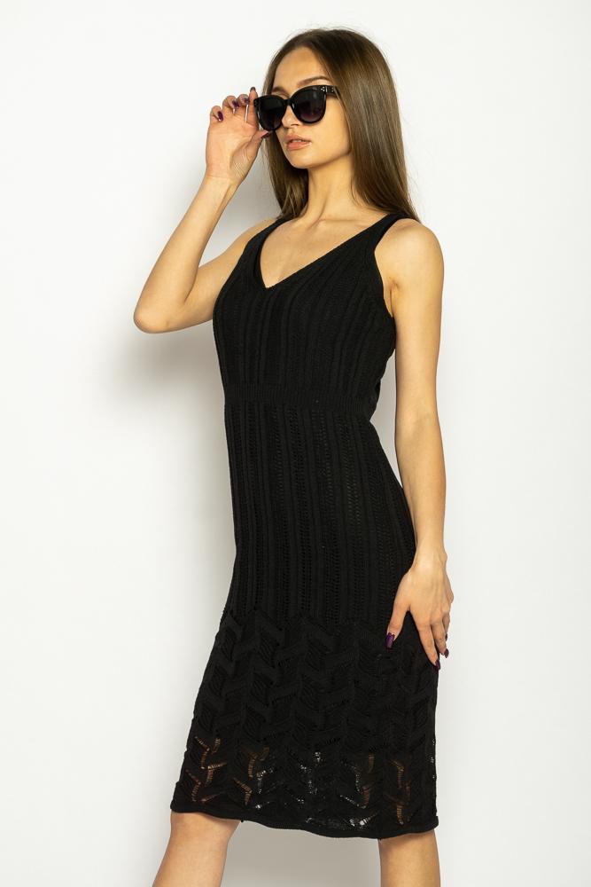 Акция на Платье вязаное с узором 629F004 от Time Of Style - 9