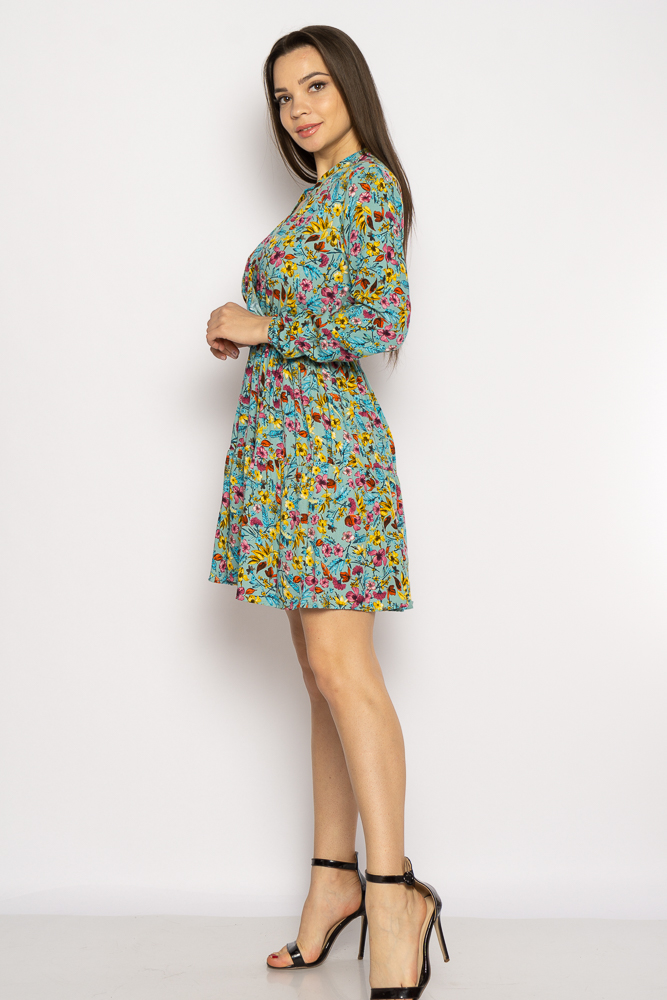 Акция на Платье в цветочек 632F012 от Time Of Style - 6