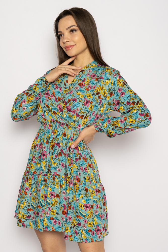 Акция на Платье в цветочек 632F012 от Time Of Style - 5