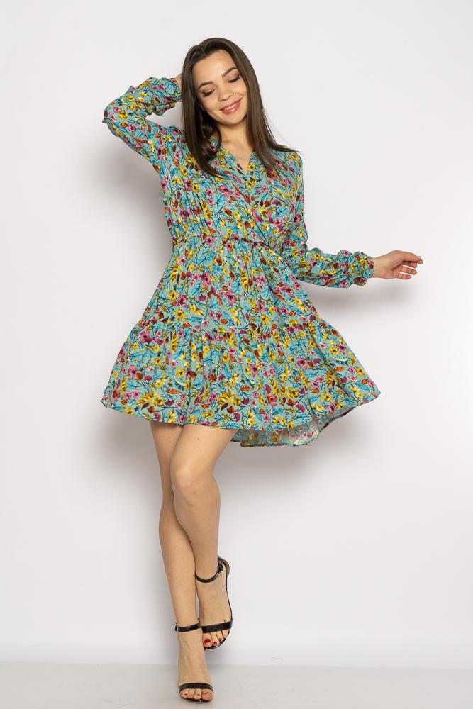 Акция на Платье в цветочек 632F012 от Time Of Style - 3