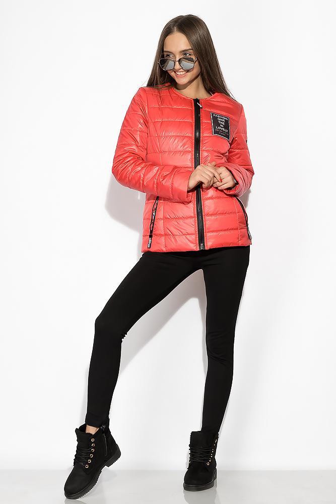 Time of Style / Демисезонная стеганая женская куртка 120PST023