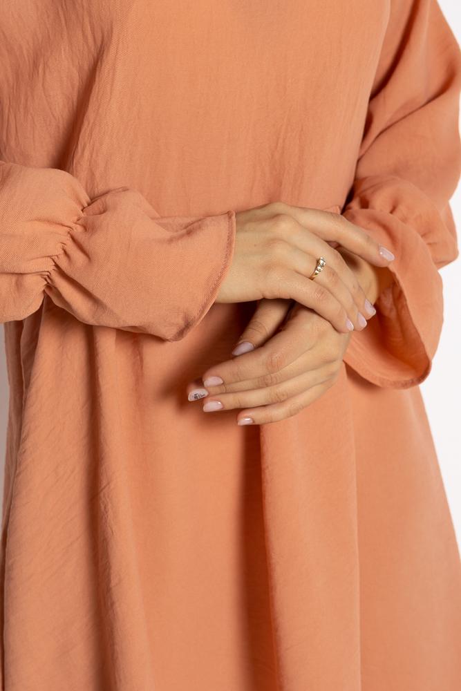 Акция на Изящное платье 632F015 от Time Of Style - 8